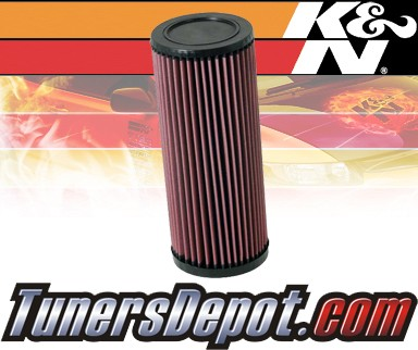 K&N® Drop in Air Filter Replacement - 08-12 GMC Savana 1500 5.3L V8