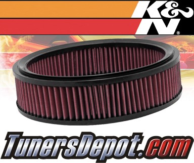 K&N® Drop in Air Filter Replacement - 09-09 Dodge Durango Hybrid 5.7L V8