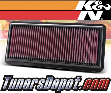 K&N® Drop in Air Filter Replacement - 09-12 Acura RL 3.7L V6
