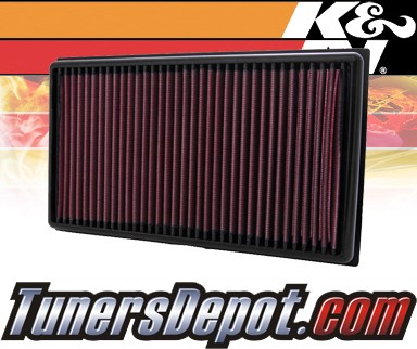 K&N® Drop in Air Filter Replacement - 09-12 Mazda 6 2.5L 4cyl