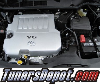 K&N® Drop in Air Filter Replacement - 09-12 Toyota Venza 3.5L V6