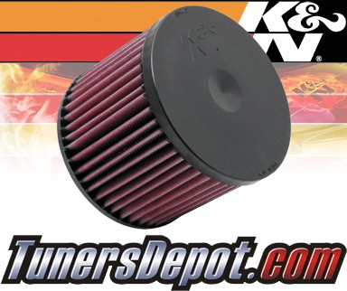 K&N® Drop in Air Filter Replacement - 11-12 Audi A8 4.2L V8