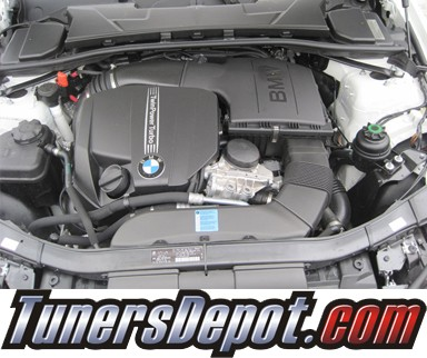 K&N® Drop in Air Filter Replacement - 11-12 BMW 335is Convertible E93 3.0L L6