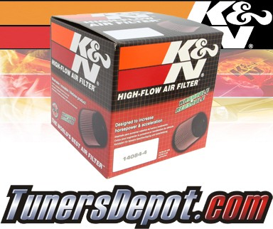K&N® Drop in Air Filter Replacement - 88-88 Chevy Corsica 2.8L V6