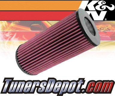 K&N® Drop in Air Filter Replacement - 90-93 Land Rover Range Rover I 2.5L 4cyl Diesel