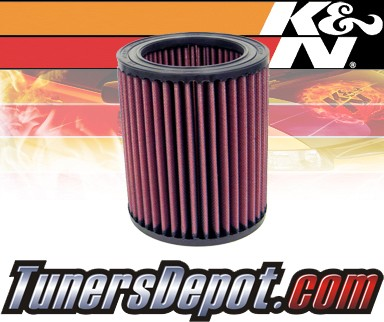K&N® Drop in Air Filter Replacement - 90-95 Lotus Elan 1.6L 4cyl