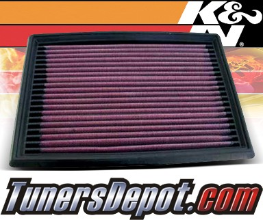 K&N® Drop in Air Filter Replacement - 90-96 Nissan 300ZX 3.0L V6