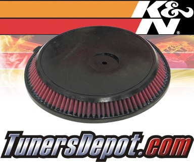 K&N® Drop in Air Filter Replacement - 91-93 Nissan Primera 1.6L 4cyl CARB