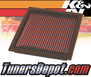 K&N® Drop in Air Filter Replacement - 93-98 Lincoln Mark VIII 4.6L V8