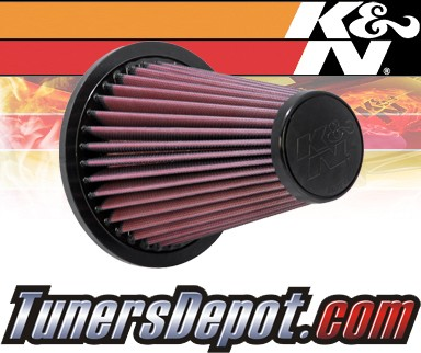 K&N® Drop in Air Filter Replacement - 94-95 Ford Mustang 5.0L V8