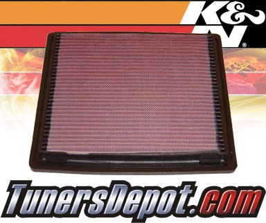 K&N® Drop in Air Filter Replacement - 94-97 Mercury Cougar 4.6L V8