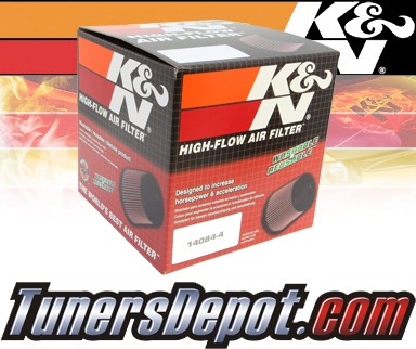 K&N® Drop in Air Filter Replacement - 97-09 Saab 9-5 2.3L 4cyl