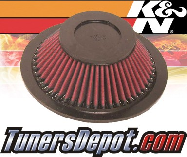 K&N® Drop in Air Filter Replacement - 98-03 Chevy Metro 1.3L 4cyl
