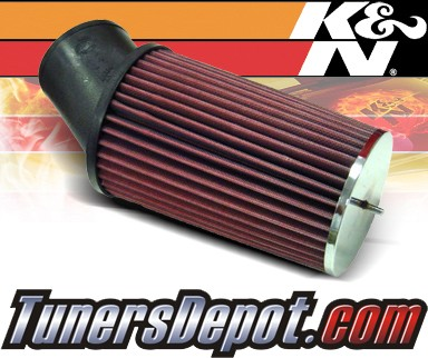 K&N® Drop in Air Filter Replacement - 99-01 Acura Integra GSR 1.8L 4cyl