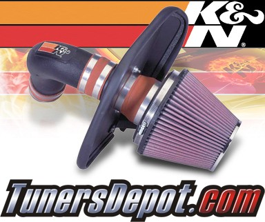 K&N® FIPK Intake System - 03-04 Cadillac CTS 3.2L