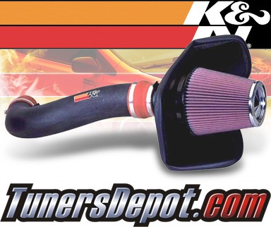 K&N® FIPK Intake System - 03-04 Ford Expedition 4.6/5.4L
