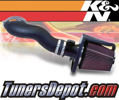 K&N® FIPK Intake System - 03-04 Ford Mustang Mach 1 4.6L