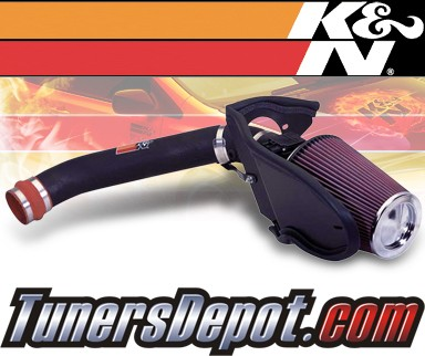 K&N® FIPK Intake System - 03 Ford Crown Victoria 4.6L