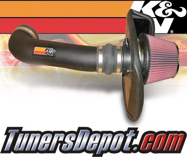 K&N® FIPK Intake System - 04-05 Cadillac CTS-V 5.7L