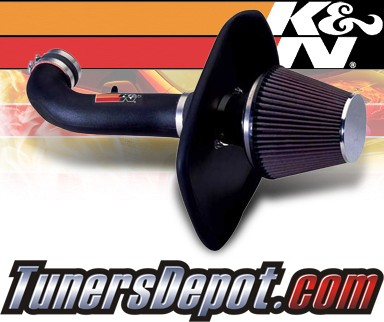 K&N® FIPK Intake System - 05-06 Cadillac CTS 2.8L