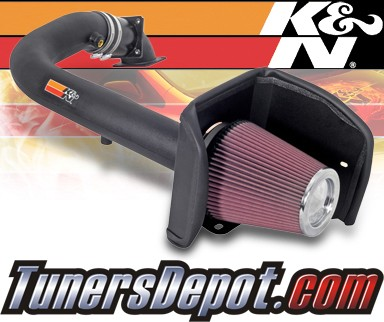 K&N® FIPK Intake System - 05 Ford Expedition 5.4L