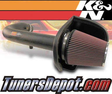 K&N® FIPK Intake System - 06 Ford Expedition 5.4L