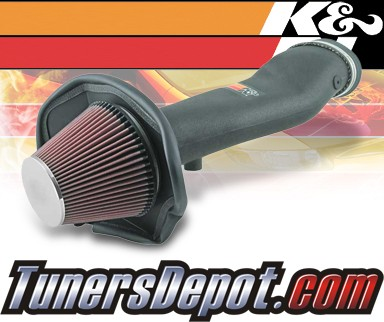 K&N® FIPK Intake System - 07 Ford Mustang Shelby 5.4L