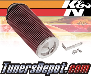 K&N® FIPK Intake System - 88 Ford Mustang 5.0L w/ Mass Air