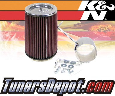 K&N® FIPK Intake System - 88 Ford Mustang 5.0L (w/o Mass Air)