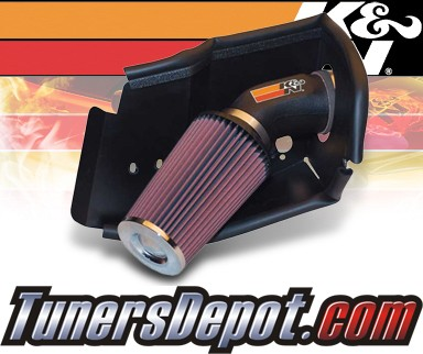 K&N® FIPK Intake System - 92-95 BMW 325IS 2.5L 3 Series E36 F/I