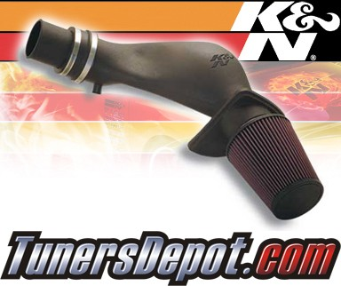 K&N® FIPK Intake System - 93-97 Chevy Camaro 5.7L (w/o Ram Air or Traction Control)