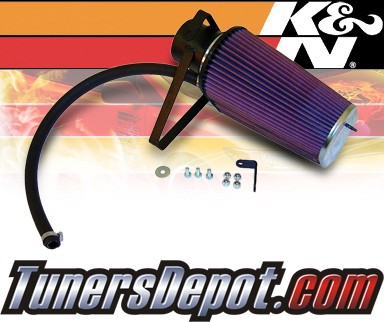 K&N® FIPK Intake System - 94-95 Ford Bronco 5.0/5.8L (w/o Mass Air)