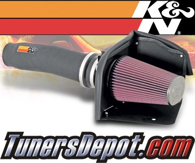 K&N® FIPK Intake System - 94-96 Chevy Caprice 5.7L