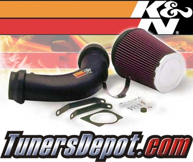 K&N® FIPK Intake System - 97-02 Ford Expedition 4.6/5.4L