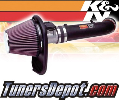 K&N® FIPK Intake System - 97 Ford Explorer 4.0L OHV (w/o Round Stock Filter)