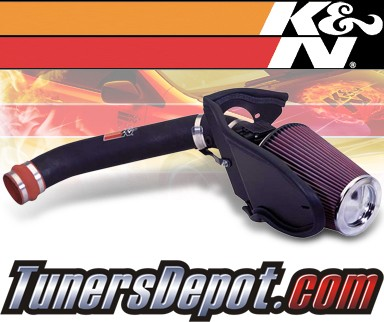 K&N® FIPK Intake System - 99-02 Ford Crown Victoria 4.6L
