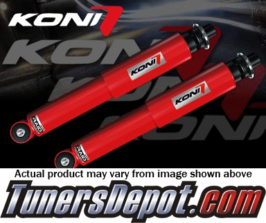 KONI® HT Raid Shocks - 71-93 Land Rover Range Rover (F: 0 50mm/R: 0 40mm) - (FRONT PAIR)
