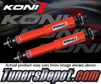 KONI® HT SPX Shocks - 99-04 Jeep Grand Cherokee (Series WJ) - (REAR PAIR)