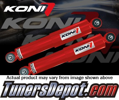 KONI® Special Shocks - 88-88 Honda Civic (Coupe exc. Wagon,(EF), Adj. Height: 15mm) - (REAR PAIR)
