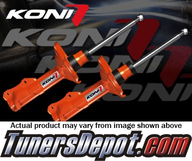 KONI® Street Shocks - 85-90 VW Golf (MKII, For Non-sealed struts only) - (REAR PAIR)