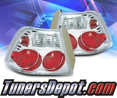 KS® Altezza Tail Lights - 00-02 Hyundai Accent 2dr