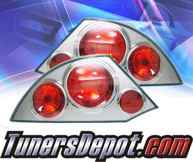 KS® Altezza Tail Lights - 00-02 Mitsubishi Eclipse