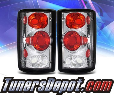 KS® Altezza Tail Lights - 00-05 Ford Excursion