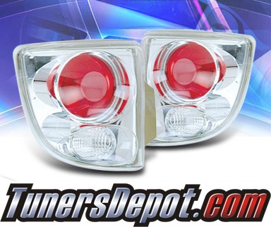 KS® Altezza Tail Lights - 00-05 Toyota Celica