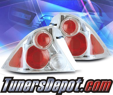 KS® Altezza Tail Lights - 01-03 Honda Civic 2dr.