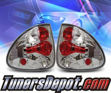 KS® Altezza Tail Lights - 01-07 Chrysler Town & Country Van
