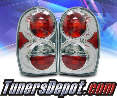 KS® Altezza Tail Lights - 02-04 Jeep Liberty
