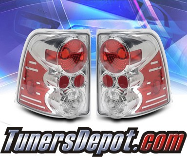 KS® Altezza Tail Lights - 02-05 Ford Explorer