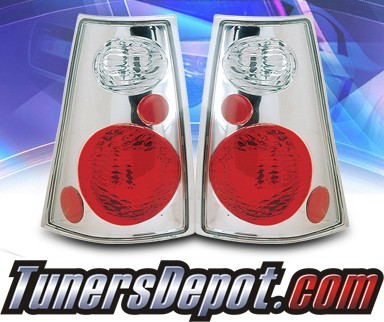 KS® Altezza Tail Lights - 02-05 Ford Explorer Sport Trac