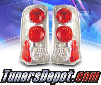 KS® Altezza Tail Lights - 02-06 Cadillac Escalade (exc. Truck)